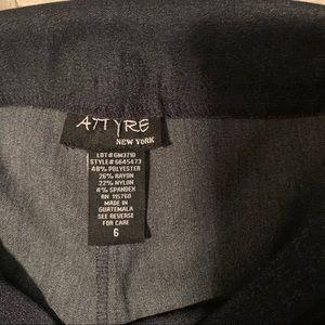 Shorts - Attire New York Skort stretchy Size 6